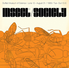 <cite>Insect/Society</cite>, Buffalo Museum of Science (fictional)