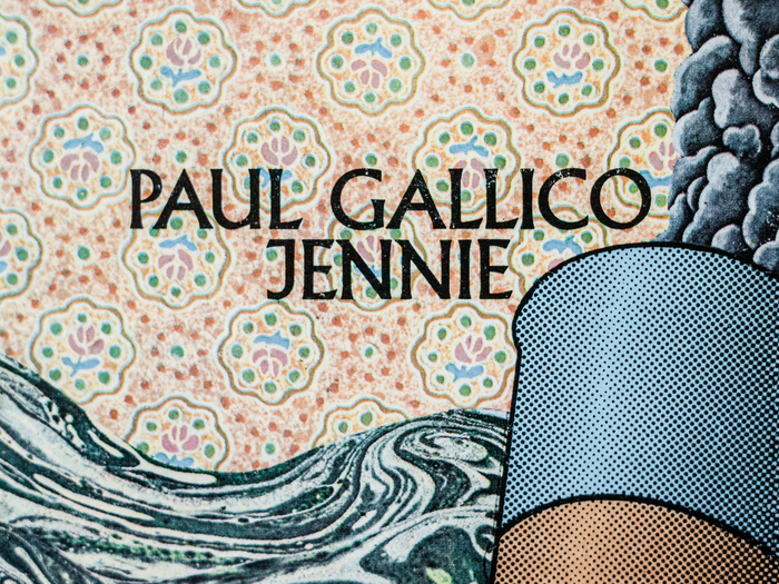 Jennie by Paul Gallico (1972 Pengiun Edition) 2
