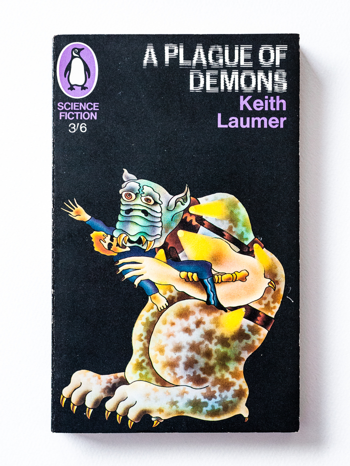 A Plague of Demons – Keith Laumer (Penguin SF) 1
