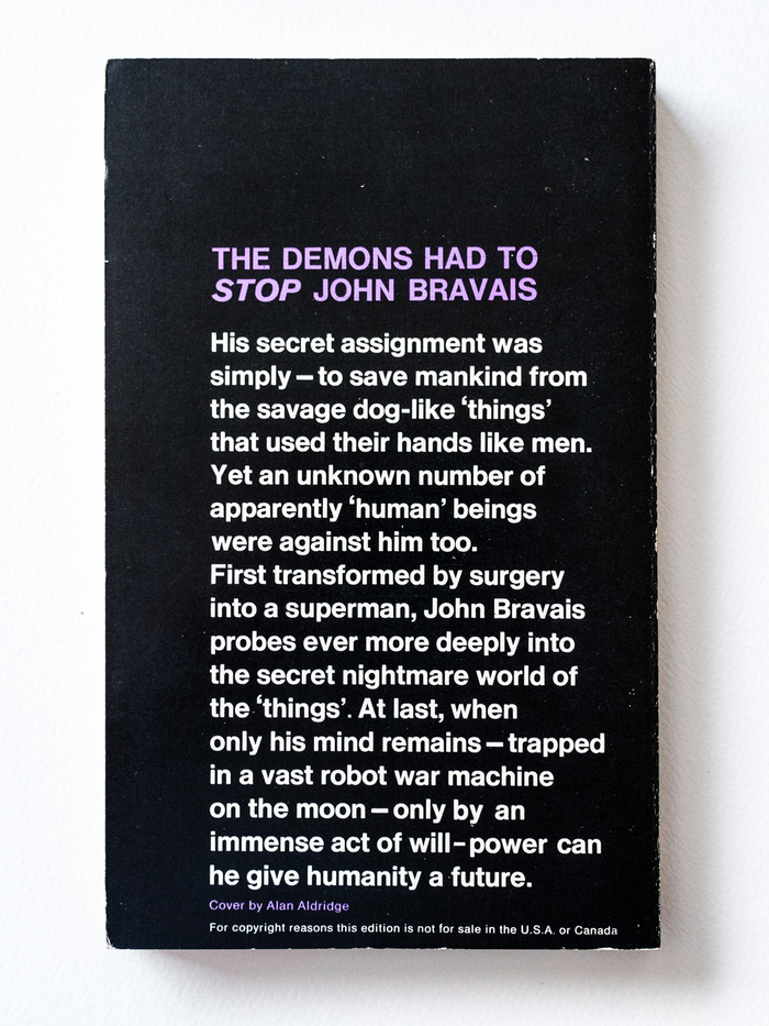 A Plague of Demons – Keith Laumer (Penguin SF) 2