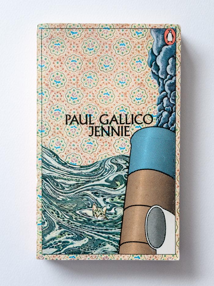 Jennie by Paul Gallico (1972 Pengiun Edition) 4