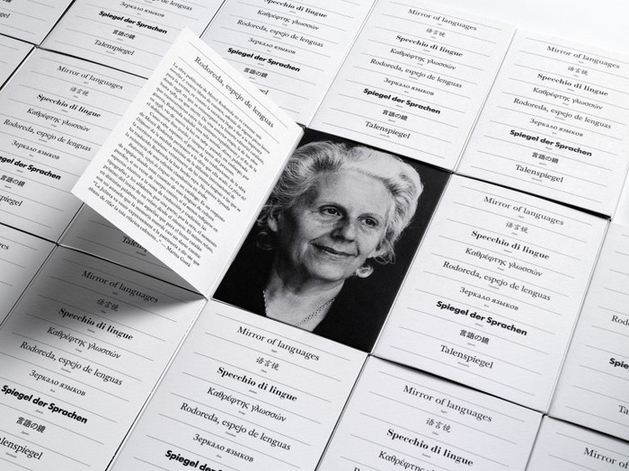 Mercè Rodoreda, Mirror of Languages Exhibition Catalogue 2