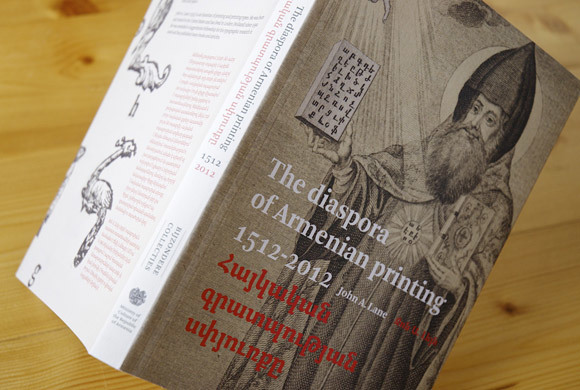 The Diaspora of Armenian Printing 1