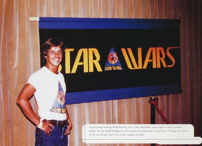 Star Wars logo, prerelease version 3