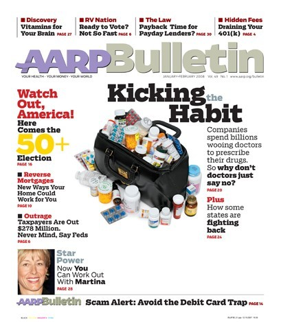 AARP The Magazine and AARP Bulletin 3