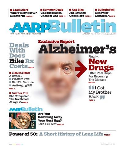 AARP The Magazine and AARP Bulletin 7