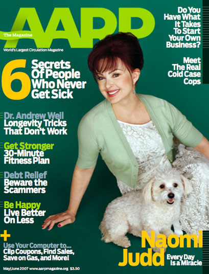 AARP The Magazine and AARP Bulletin 8