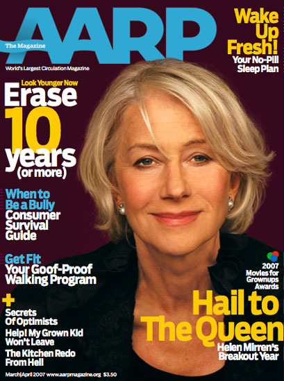AARP The Magazine and AARP Bulletin 9
