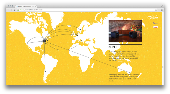 Airbnb 2012 Annual Report 4