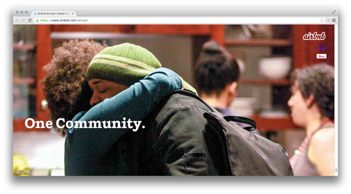 Airbnb 2012 Annual Report 5