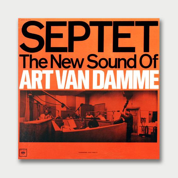 Septet: The New Sound of Art Van Damme 1