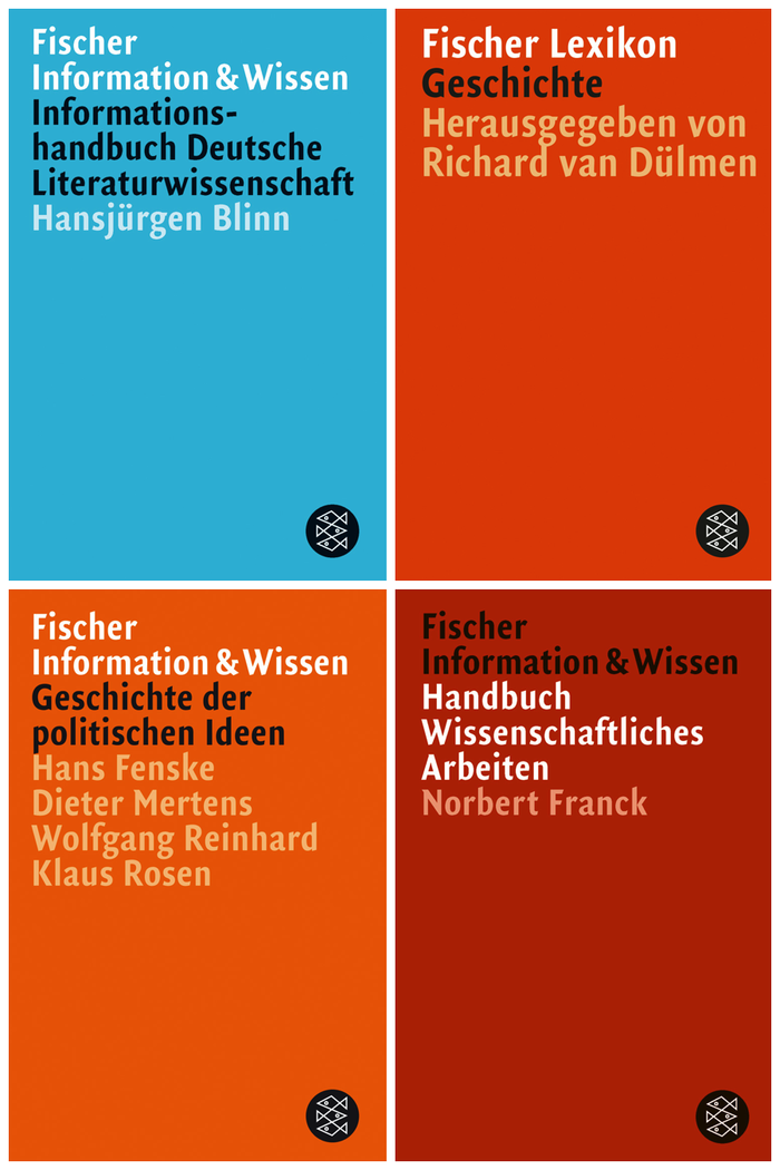 Fischer Reference Books (2001–04) 2