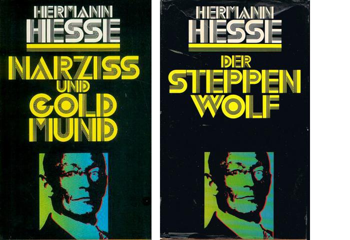 Hermann Hesse series, Bertelsmann book club edition 2