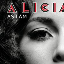 Alicia Keys – <cite>As I Am</cite> album art