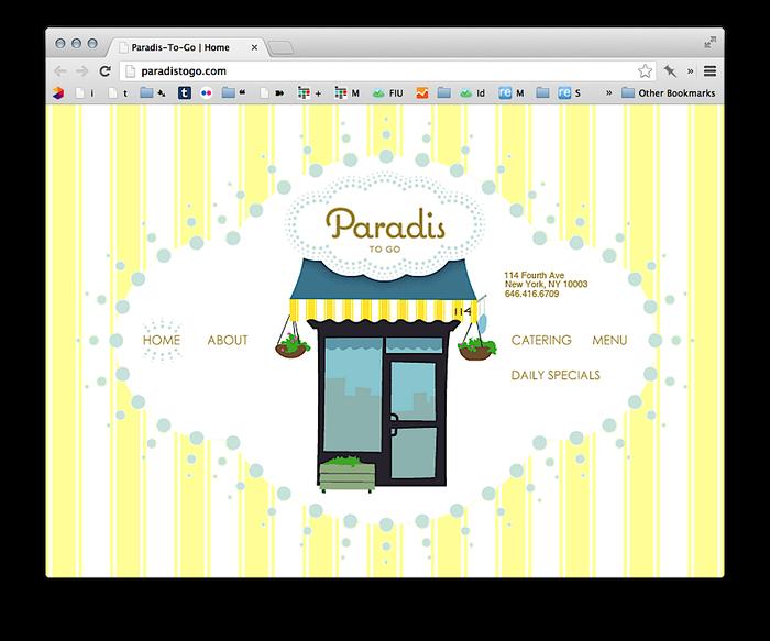 Paradis To-Go 2