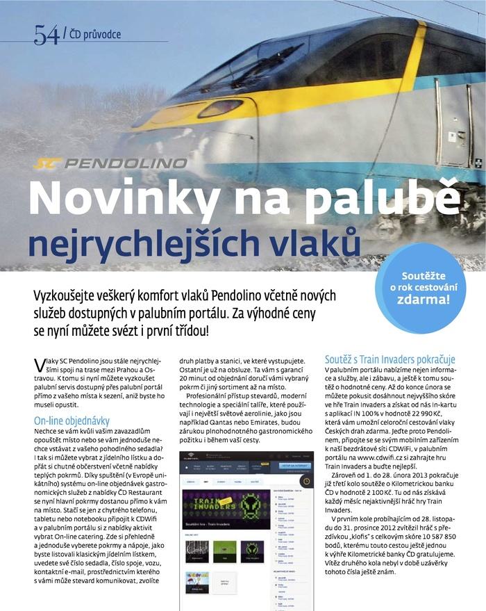 České Dráhy – Czech Railways 3