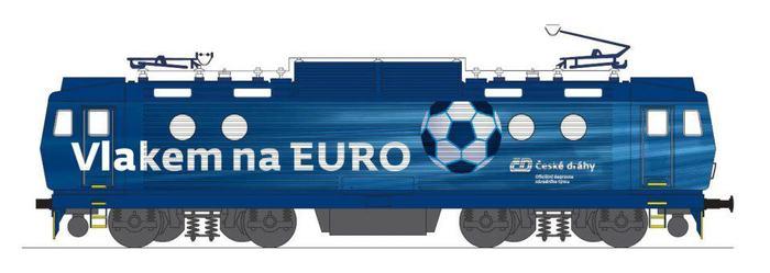 České Dráhy – Czech Railways 8