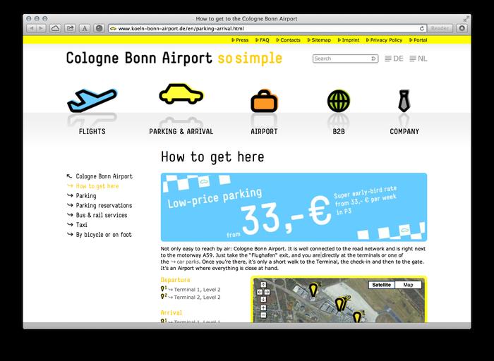 Köln-Bonn Airport 1