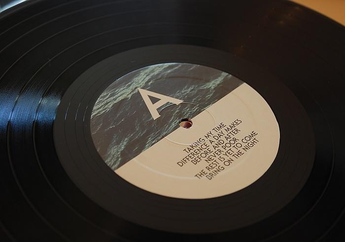 Jim Guthrie – Takes Time album art 2