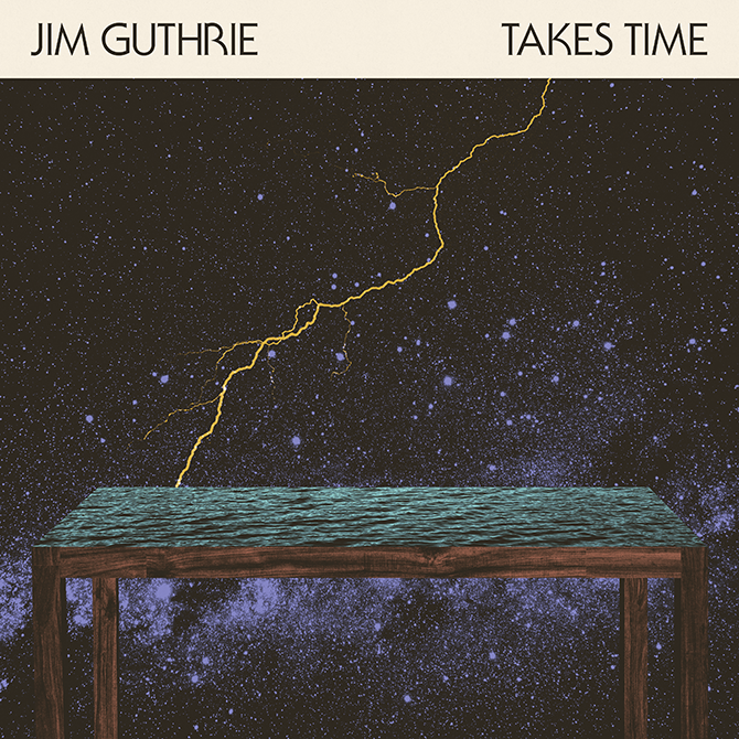 Takes Time by Jim Guthrie 6