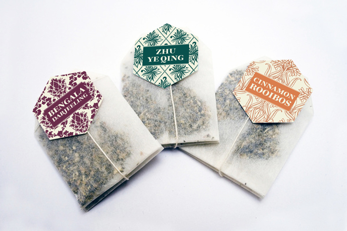 Bohemia tea labels 1