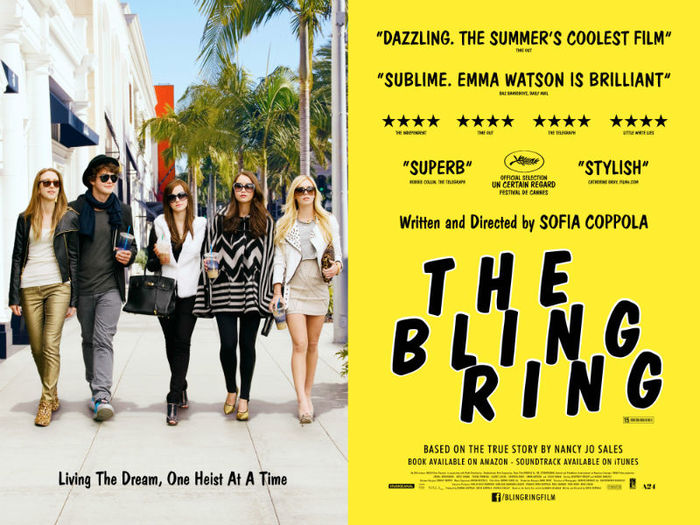 The Bling Ring posters 3