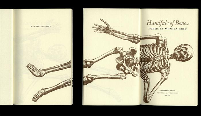 Handfuls of Bone by Monica Kidd 2