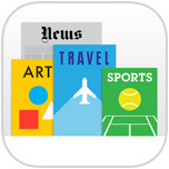 iOS 7 Newsstand App Icon (Beta 1) 1