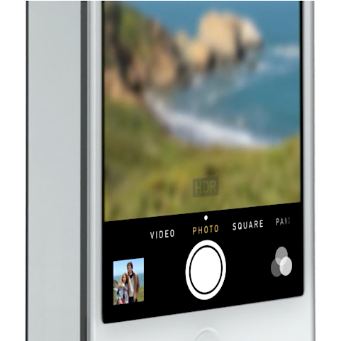 iOS 7 Camera App 2