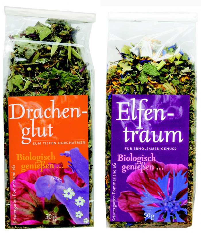 Kräutergarten Pommerland herbal teas 4