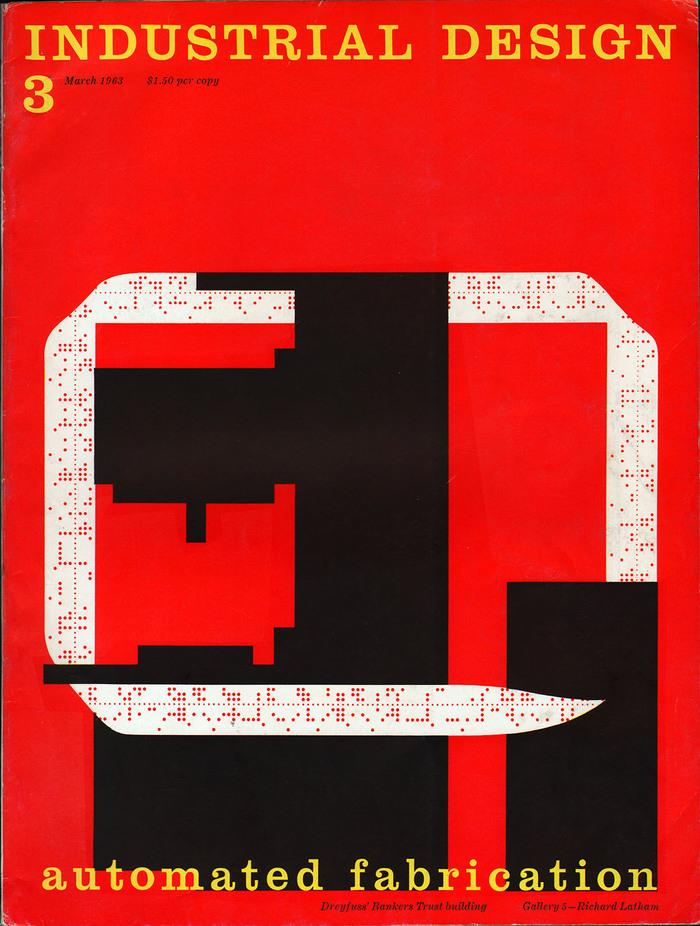 Industrial Design Magazine (1955–63) 2