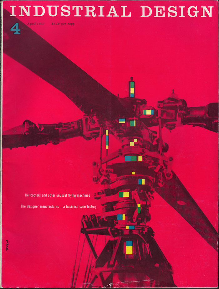 Industrial Design Magazine (1955–63) 4