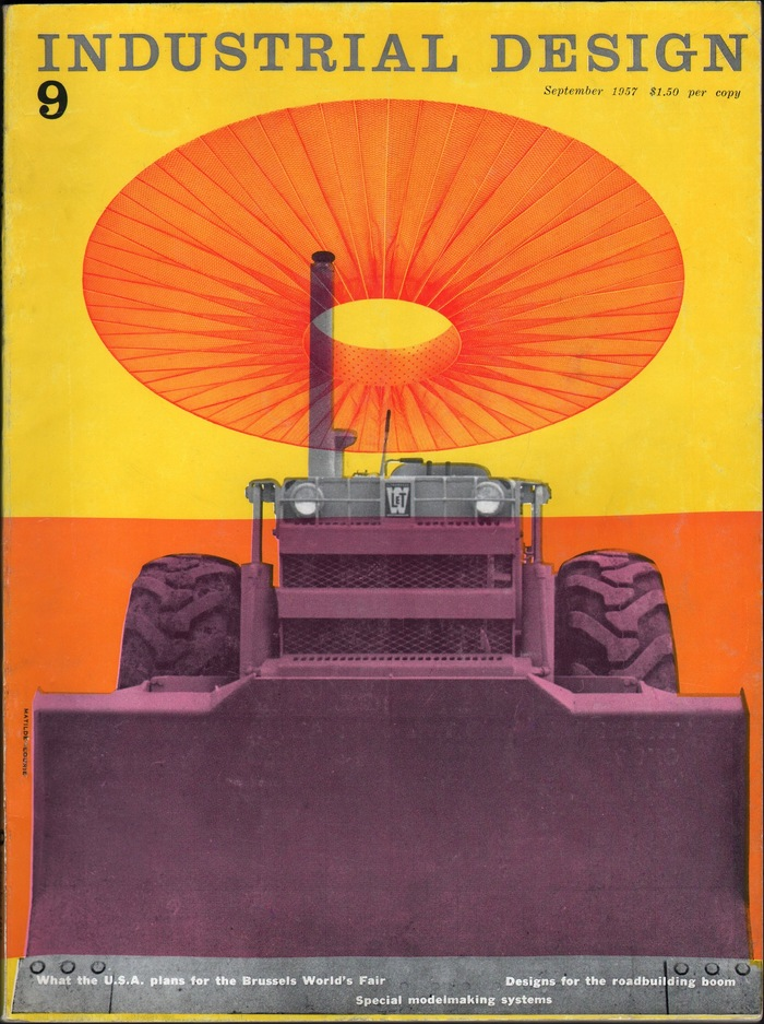Industrial Design Magazine (1955–63) 6