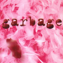 Garbage – <cite>Garbage</cite> album art