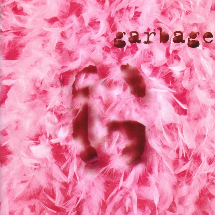 Garbage – Garbage album art 1