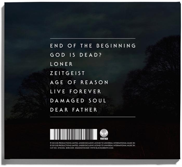 13 – Black Sabbath 3