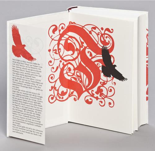 Falken by Hilary Mantel (Büchergilde Gutenberg) 2