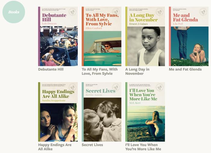 Lizzie Skurnick Books 2