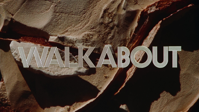 Walkabout movie titles 4