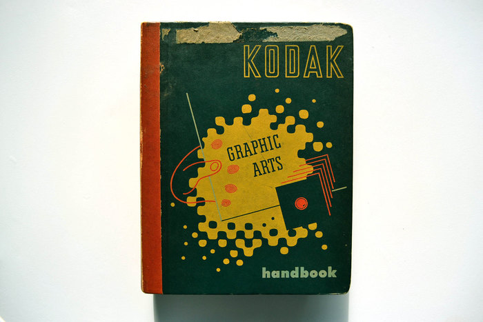 Kodak Graphic Arts Handbook, 1st Edition 1