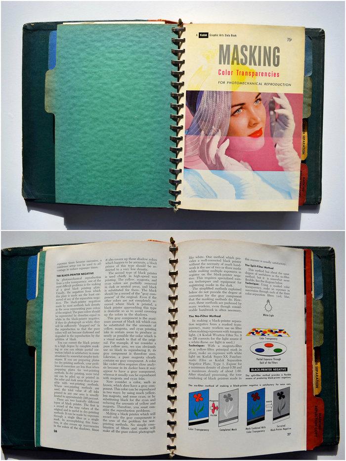 Kodak Graphic Arts Handbook, 1st Edition 3