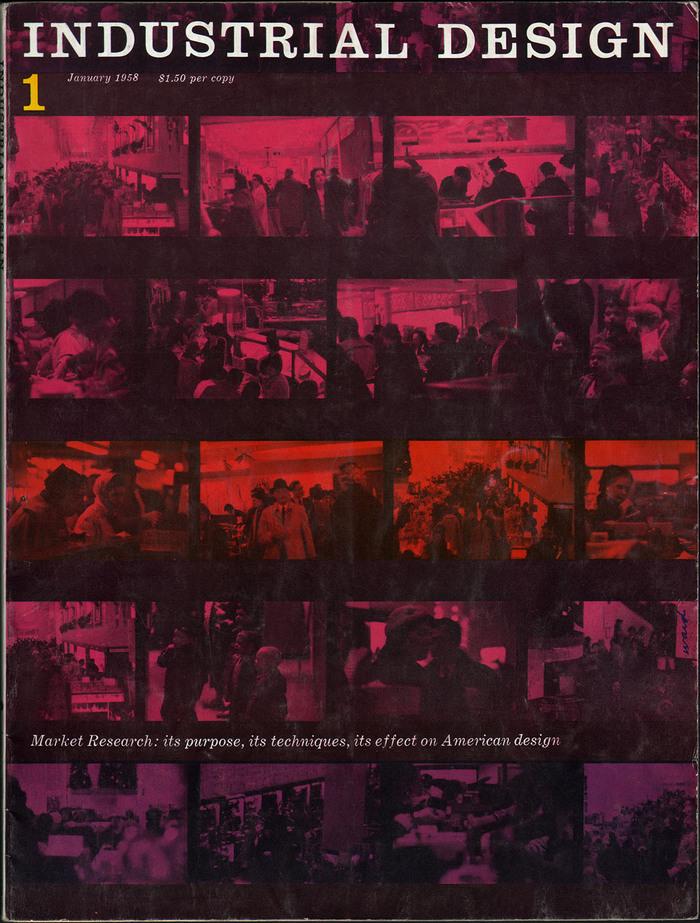 Industrial Design Magazine (1955–63) 7