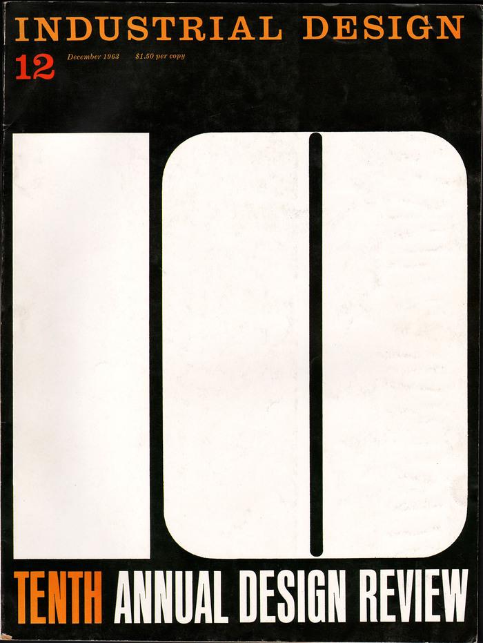Industrial Design Magazine (1955–63) 9