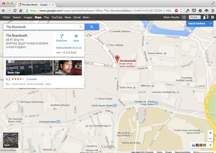 Google Maps (2013 Update) 3