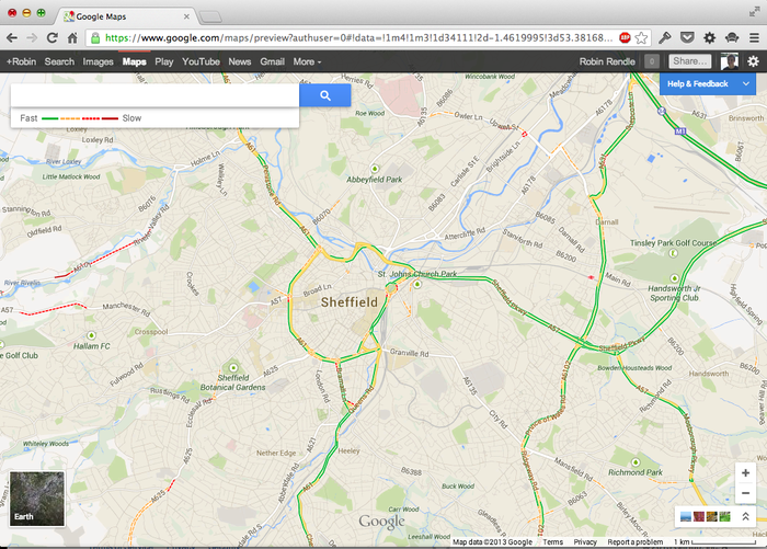 Google Maps (2013 Update) 4