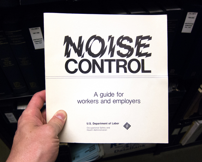 Noise Control – A guide for workers and employers