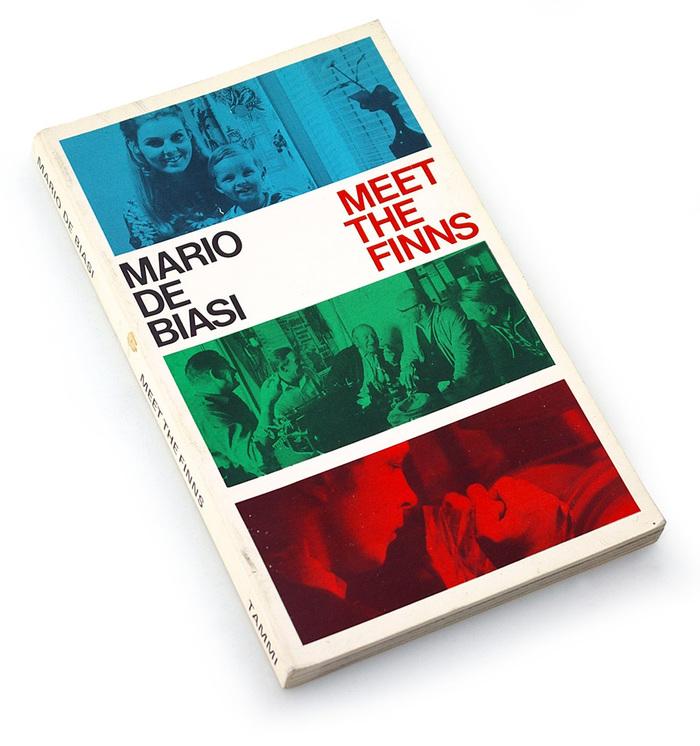 Meet the Finns by Mario De Biasi
