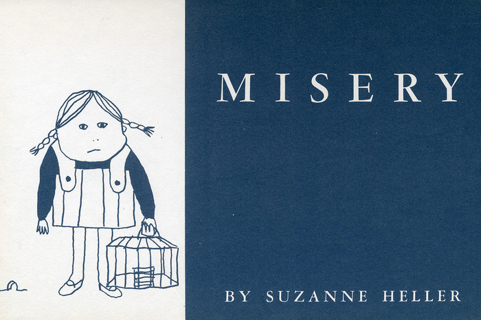 Misery by Suzanne Heller 1