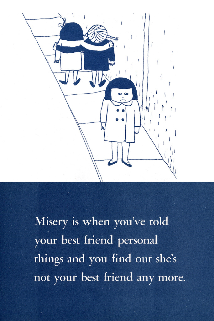 Misery by Suzanne Heller 6