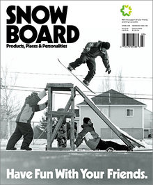 Snow Board Magazine